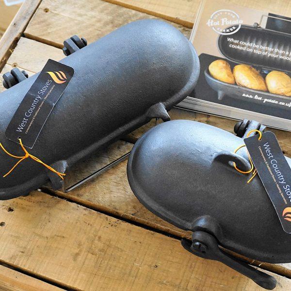 Cast Iron Hot Potato Cookers