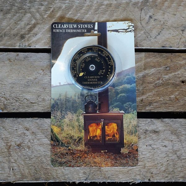 clearview surface thermometer