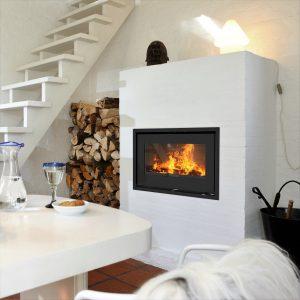 Rais 500-1 Wood Burning Inset Stove